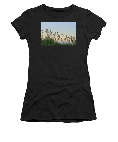View Through The Sea Oats Women's T-Shirt