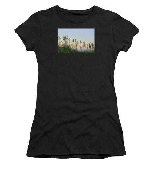 View Through The Sea Oats Women's T-Shirt