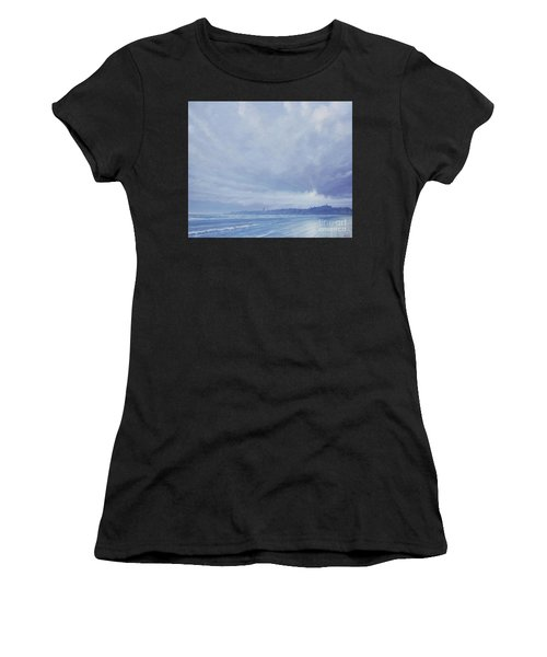 View To St Andrews  Women's T-Shirt