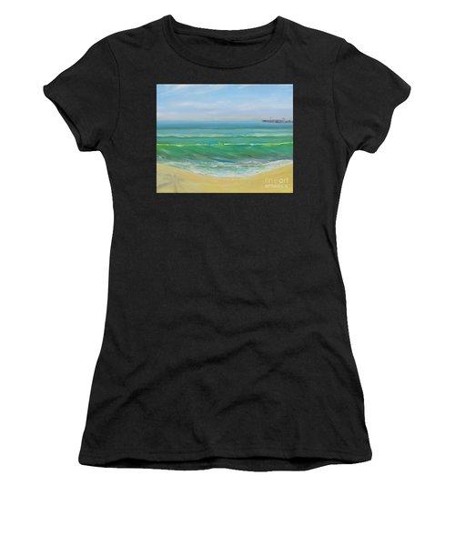 View To The Pier Women's T-Shirt