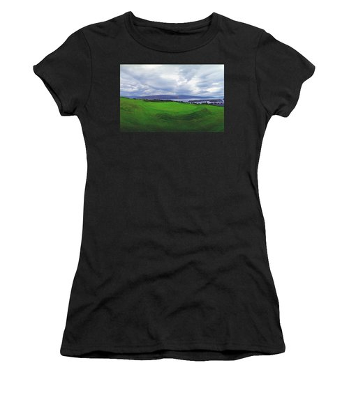 Views Of The Seas Women's T-Shirt (Athletic Fit)