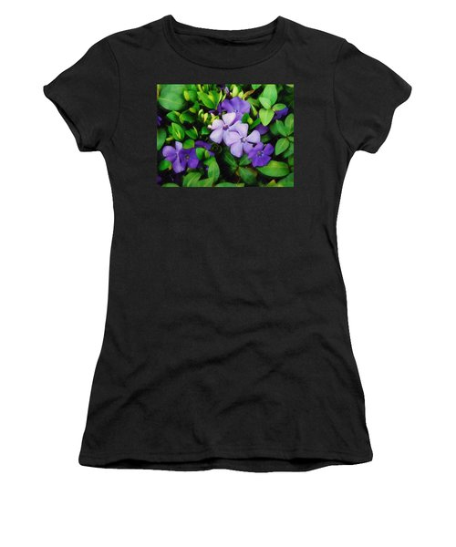 Vinca Women's T-Shirt (Junior Cut)