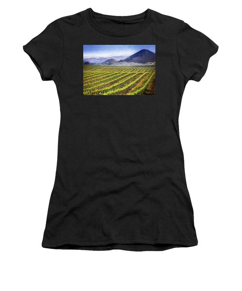 Vineyard Women's T-Shirt (Athletic Fit)