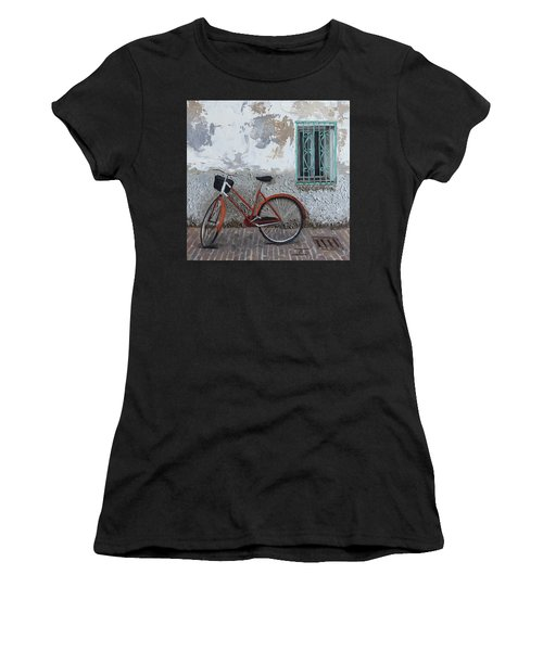 Vintage Series #3 Bike Women's T-Shirt