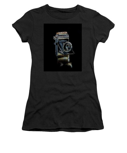 Vintage Camera  Women's T-Shirt