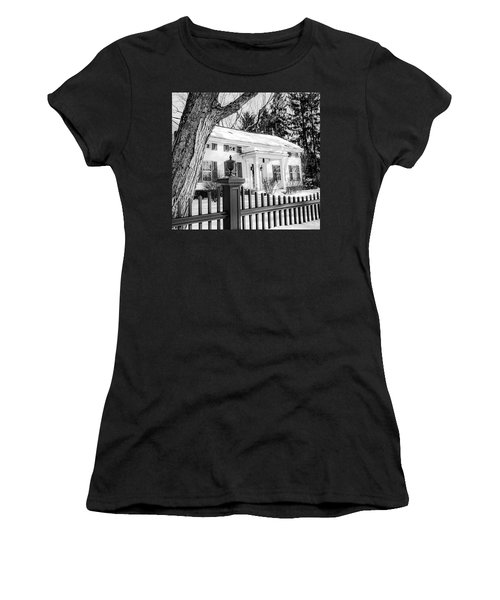 Women's T-Shirt featuring the photograph Vintage Classic by Kendall McKernon