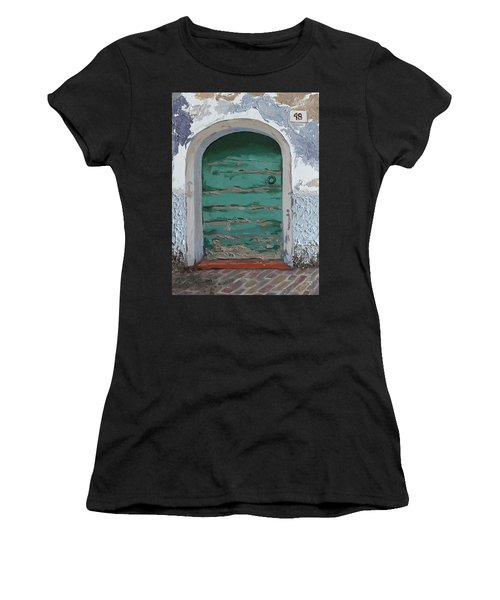 Vintage Series #2 Door Women's T-Shirt