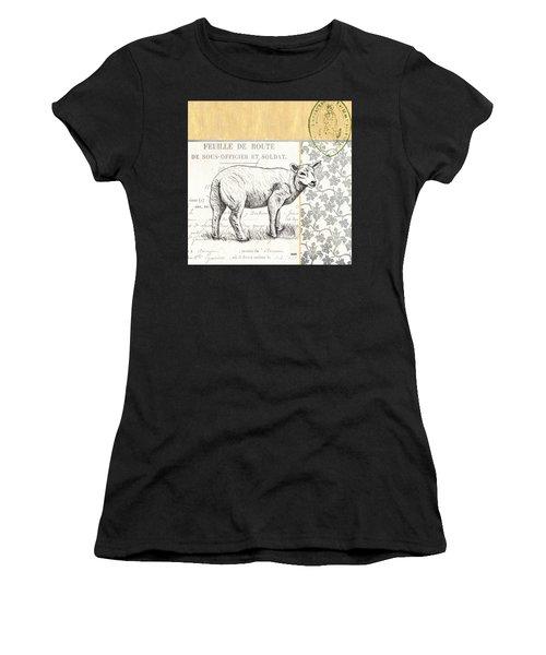 Vintage Farm 3 Women's T-Shirt (Athletic Fit)