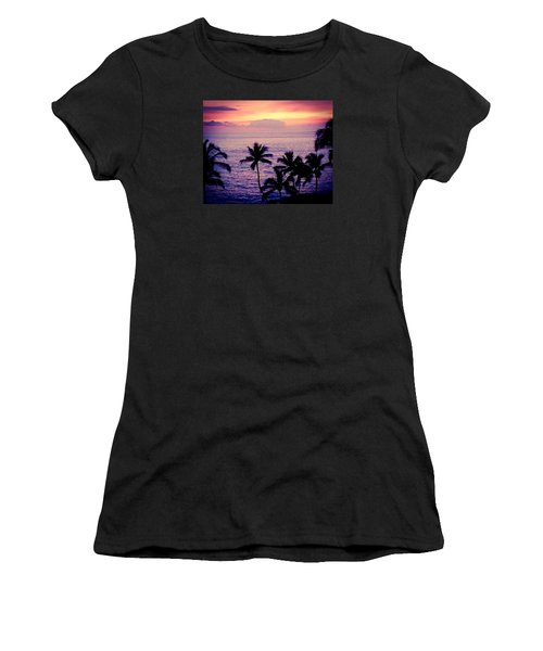 Vintage Hawaii Women's T-Shirt (Athletic Fit)