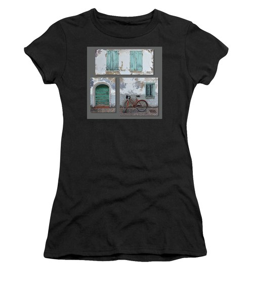 Vintage Series All 3 In 1 Women's T-Shirt