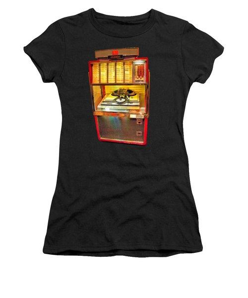 Vintage Jukebox Tee Women's T-Shirt