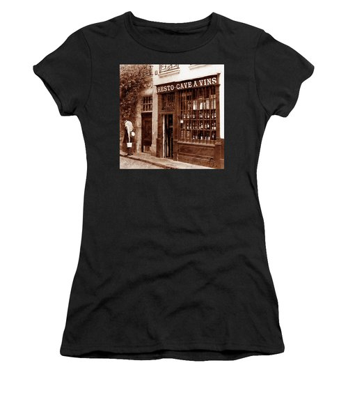 Vintage Paris 3 Women's T-Shirt