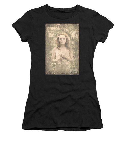 Vintage Portrait Women's T-Shirt