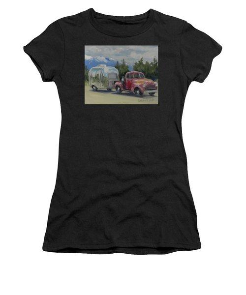 Vintage Rig Women's T-Shirt (Athletic Fit)