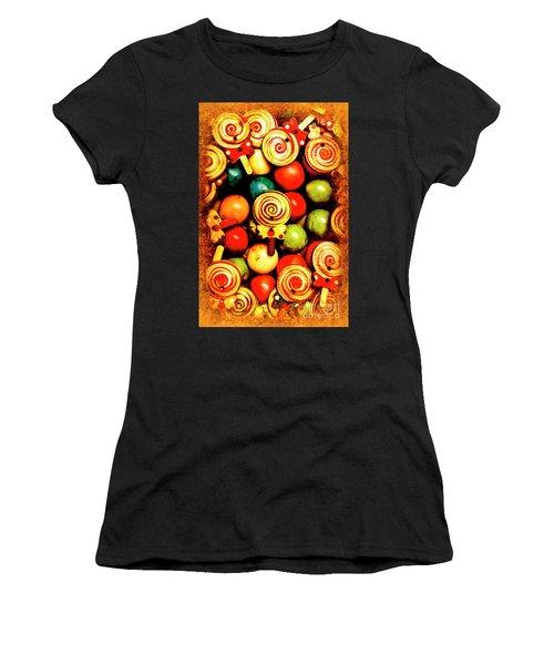 Vintage Sweets Store Women's T-Shirt