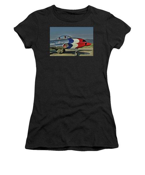 Vintage Thunderbird Women's T-Shirt (Athletic Fit)