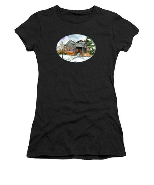 Vintage Winter Women's T-Shirt