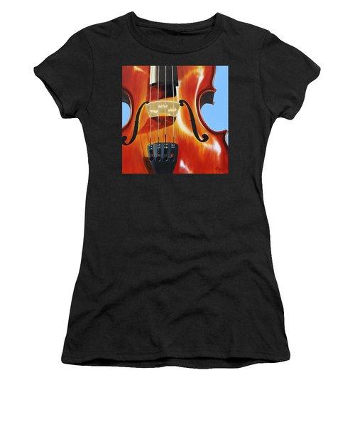 Violin Women's T-Shirt