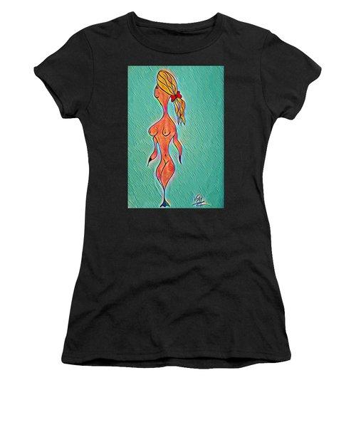 Virgy Women's T-Shirt (Athletic Fit)