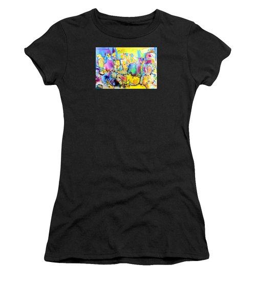 Vision Quest Women's T-Shirt (Athletic Fit)