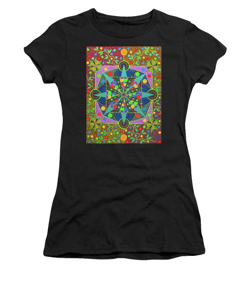 Vision - The Dna Of Plants Women's T-Shirt (Athletic Fit)
