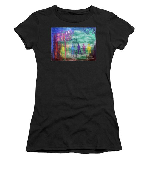 Visions Of Future Beings Women's T-Shirt