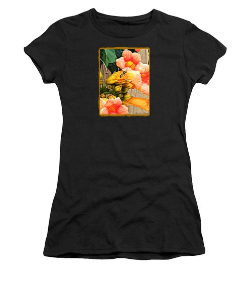 Visitor  Women's T-Shirt (Athletic Fit)