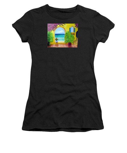 Vista Del Agua Women's T-Shirt