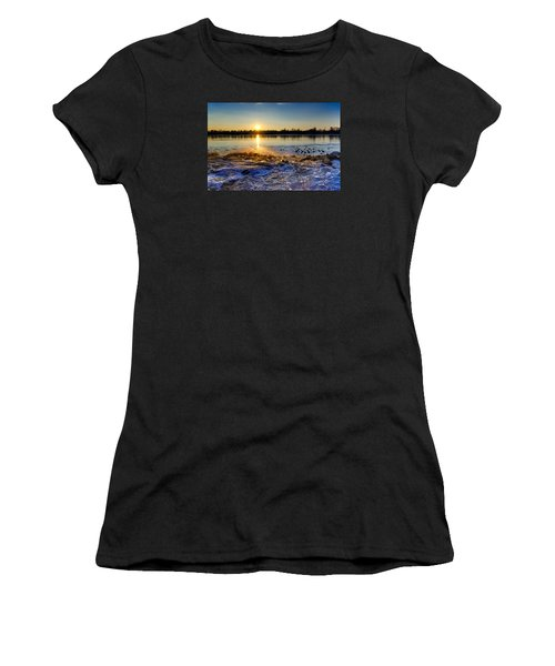 Vistula River Sunset 3 Women's T-Shirt
