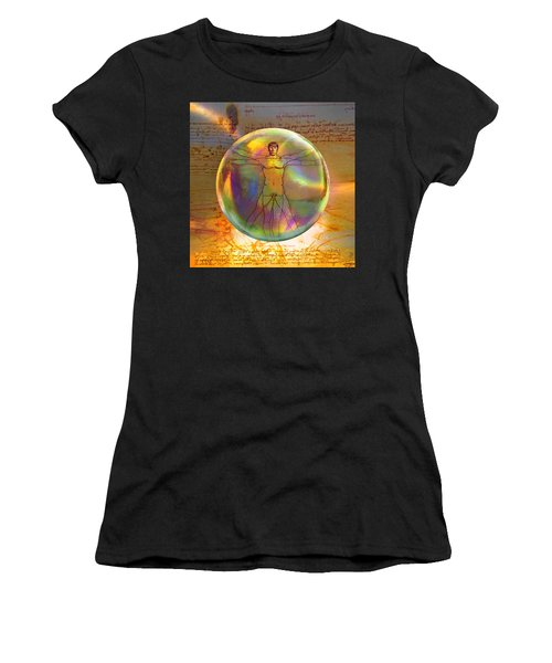 Vitruvian Vulcan Women's T-Shirt