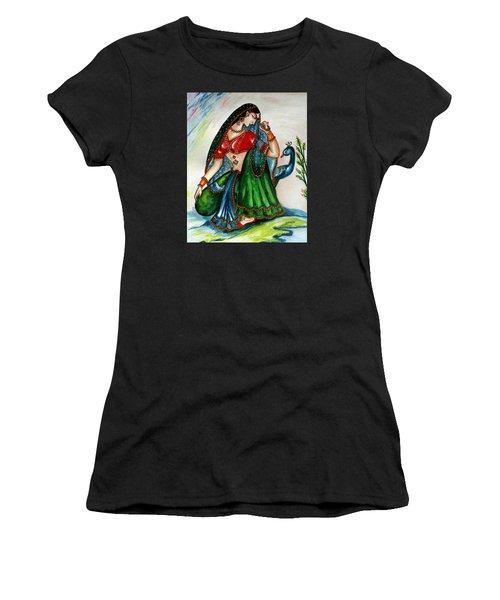 Viyog Women's T-Shirt (Athletic Fit)