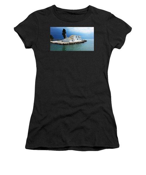 Vlachurna Monastry Women's T-Shirt