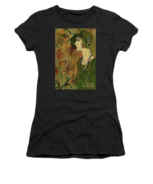 Vogue Twenties Women's T-Shirt (Athletic Fit)