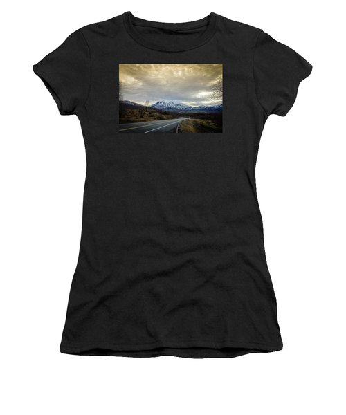 Volcanic Road Women's T-Shirt