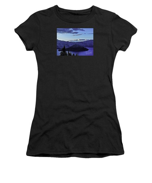 Volcano Within Women's T-Shirt (Athletic Fit)