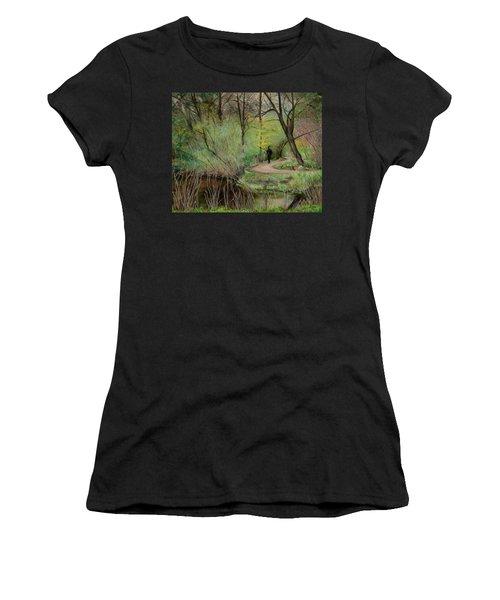 Vondelpark, Amsterdam Women's T-Shirt