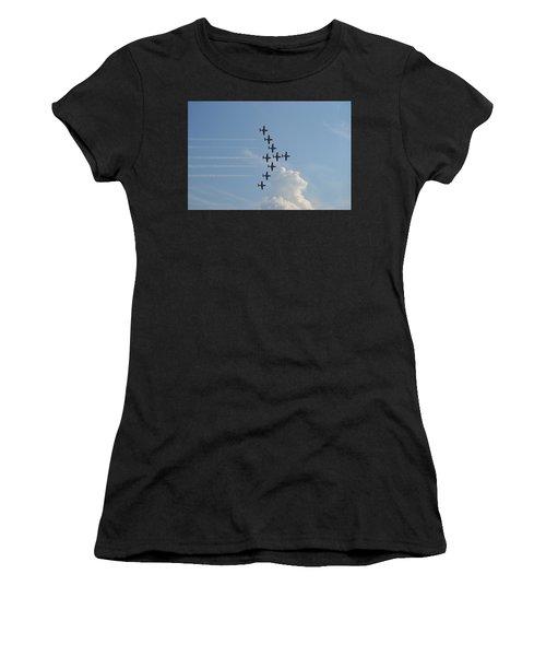 Vulcan Formation Women's T-Shirt