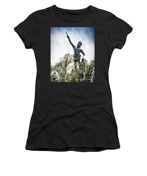 Vulcan Women's T-Shirt (Athletic Fit)