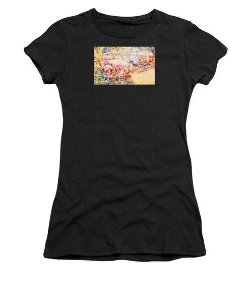 Vw Rest Home Women's T-Shirt (Athletic Fit)