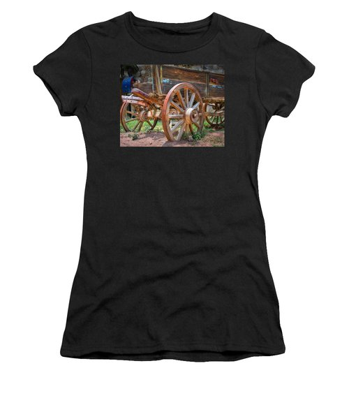 Wagons Ho Women's T-Shirt