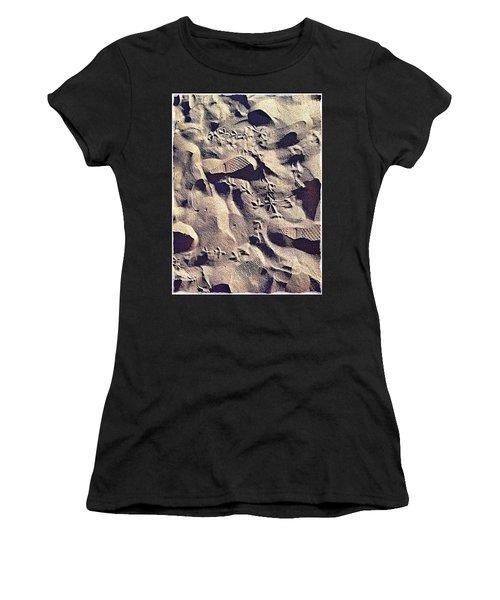 Waikiki Sand Women's T-Shirt