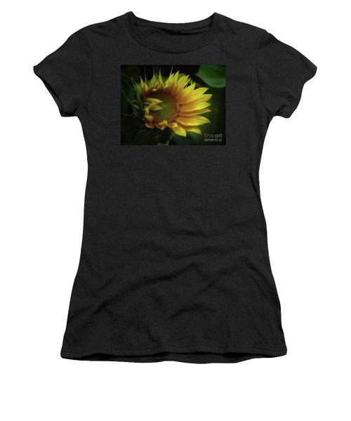 Waiting For A Hummingbird Women's T-Shirt (Athletic Fit)