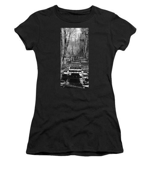 Waiting For Orders Women's T-Shirt