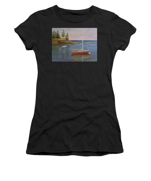 Waiting For The Wind Women's T-Shirt