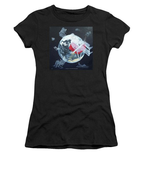 Waiting To Be Reincarnated Women's T-Shirt
