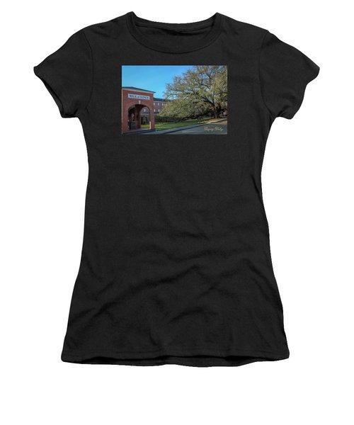 Walk Of Honor Entrance Women's T-Shirt