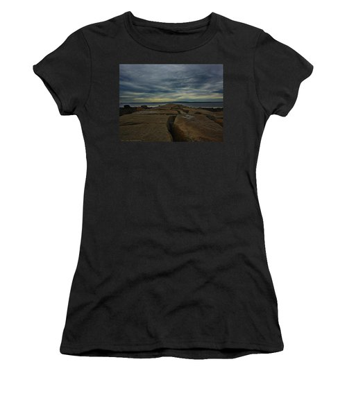 Walk To The Sea Women's T-Shirt