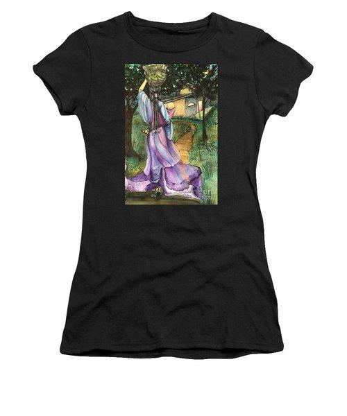 Walk With My Baby Women's T-Shirt