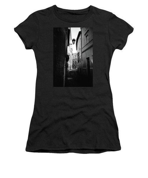 Walking Near The Campidoglio Women's T-Shirt