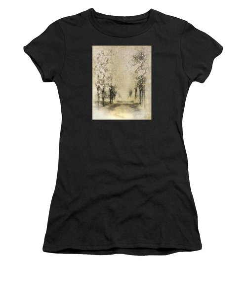 Walking Through A Dream IIi Women's T-Shirt (Athletic Fit)